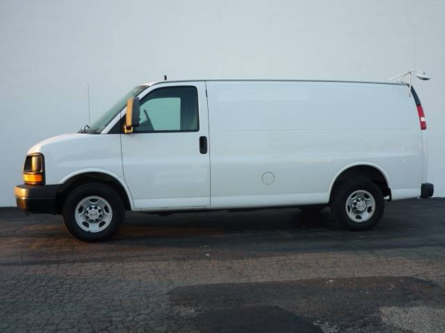 edc95b7a78 Buy Work Vans - Buy Chevrolet Cargo Work Vans For Sale